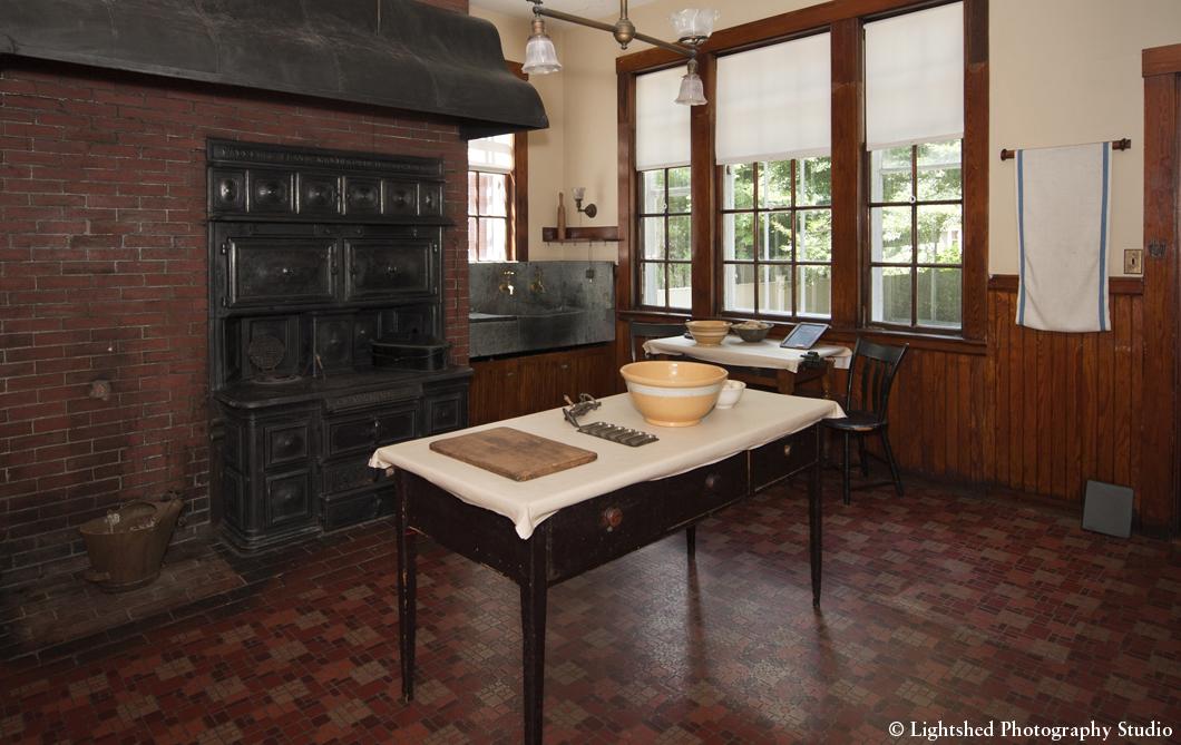 Phillips House Kitchen