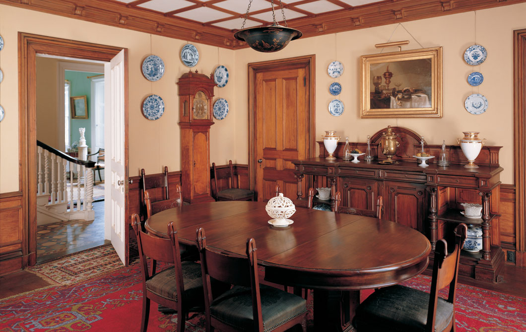 Codman Estate Dining Room
