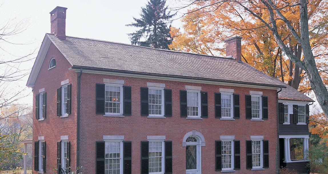 Merwin House - exterior