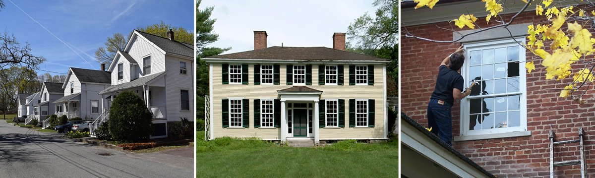May Is Preservation Month And This Year It Coincides With The Fiftieth Anniversary Of Passage National Historic Act In 1966